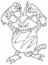 Coloring Pages Pokemon Legendary Printable Creativity Develop Recognition Ages Skills Focus Motor Way Fun sketch template