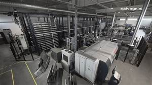 Salvagnini Ajs Automatic Job Shops  Automatic Factory For Hvac Industry