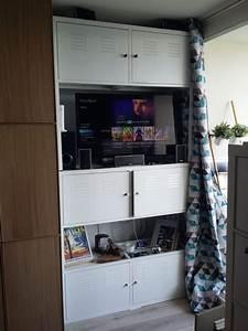 Meuble Industriel Ikea : meuble tv industriel ~ Teatrodelosmanantiales.com Idées de Décoration