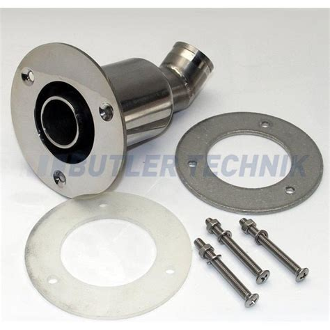 eberspacher or webasto 30mm exhaust skin fitting 221050894300