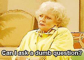 Betty White Question GIF - Find & Share on GIPHY