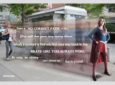 9 Powerful Supergirl Quotes QuirkyByte