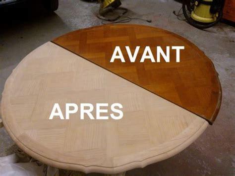 moderniser une cuisine rénover une table en bois relooker meubles