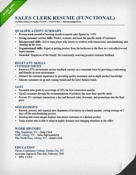 Retail Resume Template by Retail Resume Exle Retail Executive Resume Exle