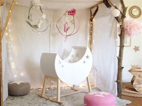chambre pour bebe fille chambre de bébé 25 idées pour une fille décoration