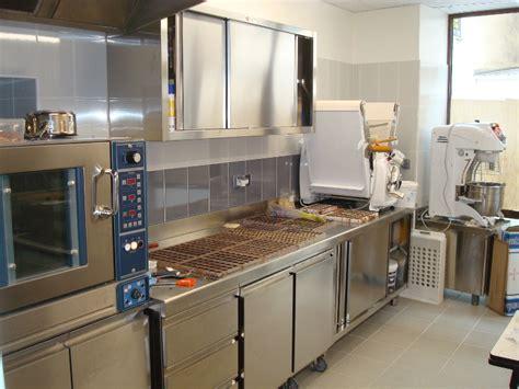 agencement cuisine professionnelle norme agencement laboratoire de boulangerie et pâtisserie de