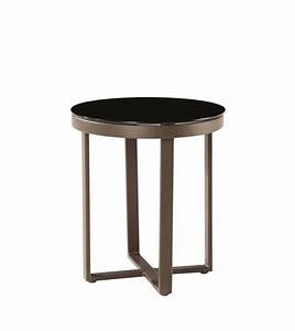 Amber, Tall, Outdoor, Modern, Side, Table