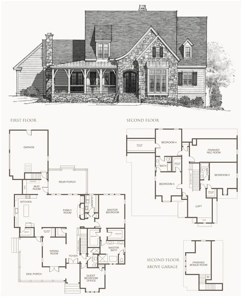 house drawings plans ideas dfd house plans craftsman style house craftman