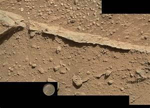 Curiosity Rover Inspects Pebbly Rocks at Waypoint - SpaceRef