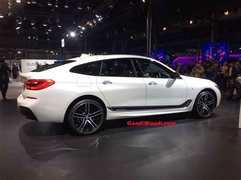 Bmw 6 Series Gt Modification by 2018 Auto Expo Bmw 6 Series Gt Launched In India At Rs