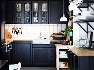 5 idees pour une cuisine ambiance bistrot cuisine With idee deco cuisine avec mobilier de boutique