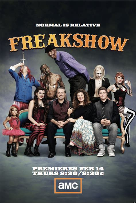 amc freakshow reality series morgue drama shows netflix hour twist exclusive half huffpost episodes midseason