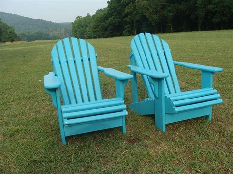 Recycled Plastic Adirondack Chairs For Everyday Use