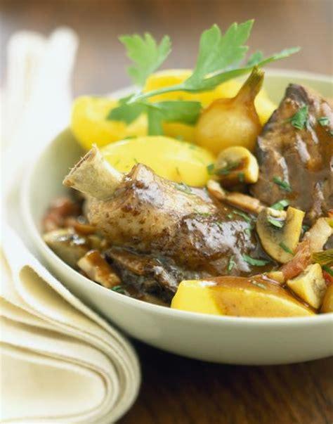 plats de cuisine 30 plats de viande festifs qui changent du gigot d 39 agneau