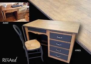 Peinture Relook Meuble : relooking meubles galeries photos par les ateliers renard ~ Mglfilm.com Idées de Décoration