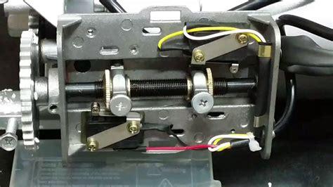 Setting Limit Switch Rolling Shutter Motor Youtube