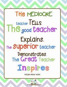 Teacher Quotes - Mrs. Burgen's Sign Me Up