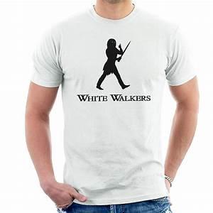 Weie Wanderer Game Of Thrones Herren T Shirt Fruugo