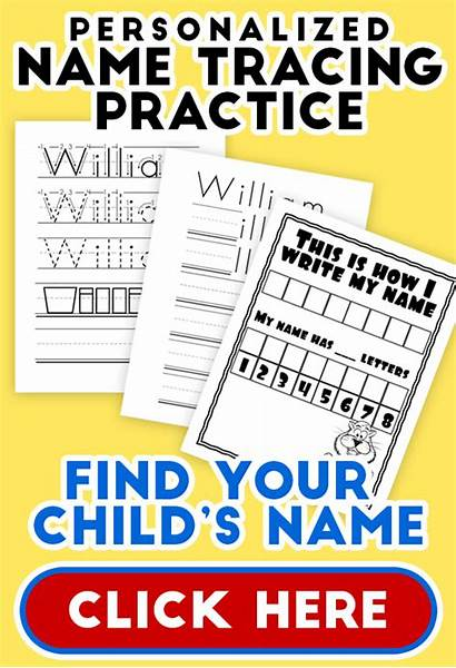 Tracing Letter Personalized Preschool Worksheets Coloring Birthday