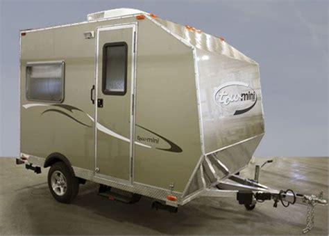 towmini 1350 lbs wt small travel trailers