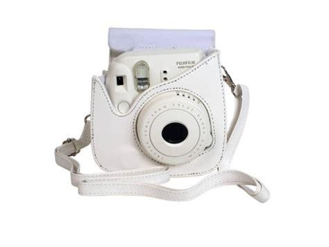 housse fujifilm instax mini 8 blanche en stock au meilleur prix