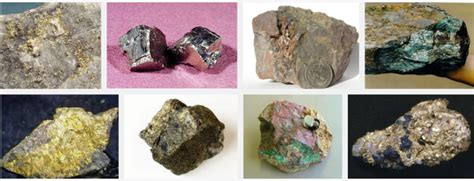list minerals associated with gold