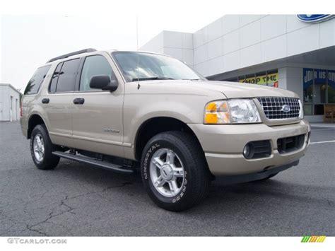 2005 Pueblo Gold Metallic Ford Explorer Xlt #68406422