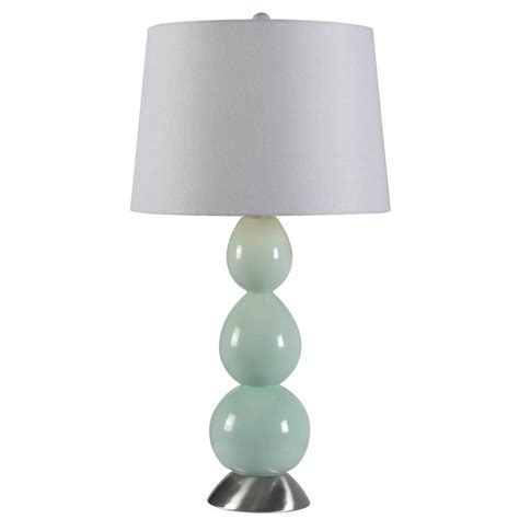 home depot green bay upc 053392112592 hampton bay lamps walla 28 in green