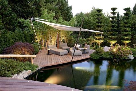Teich Auf Terrasse by Gestaltungsideen Garten Und Landschaftsbau Terrasse