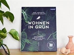 Wohnen In Grün : urban jungle wohnen mit pflanzen beautypunk ~ Michelbontemps.com Haus und Dekorationen