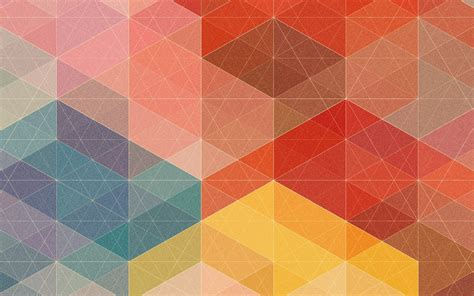 Abstract Geometric Shapes In by 50 Rich And Colorful Geometric Wallpapers For Your Mobile