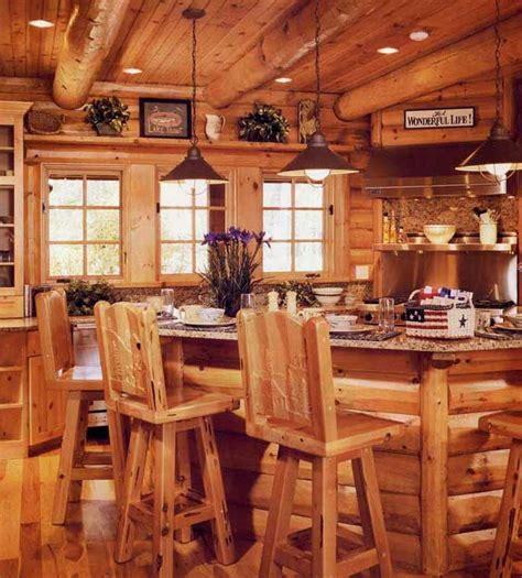 log cabin kitchen cabinets 24 best medium counter tops images on pinterest log home