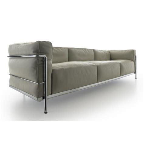 fauteuil lc3 le corbusier canapé lc3 le corbusier canapé