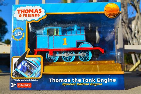 the tank engine special edition engine mattel toy train 70th anniversary review youtube