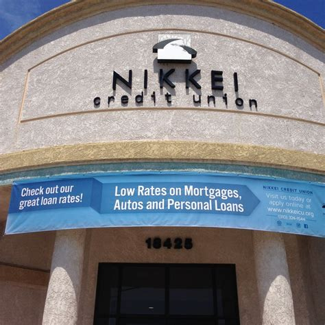 Gardena Ca Credit Union by Nikkei Credit Union Banks Credit Unions 18425 S