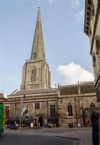 saints church hereford  julian p guffogg