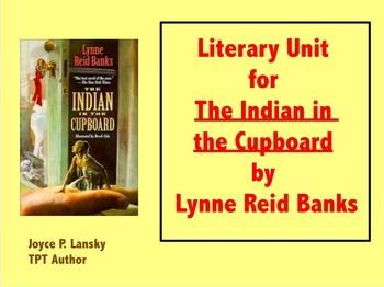 The Indian In The Cupboard Reading Level by The Indian In The Cupboard Book Study Indian In