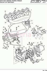 Aston Martin Db7  1997  Induction And Supercharger Parts