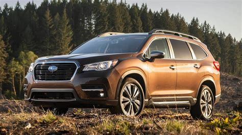 2019 Subaru Ascent 0 60 by 2019 Subaru Ascent Drive Encounters Of The
