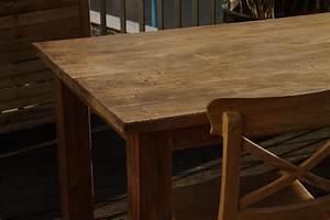 holzplanken tisch com forafrica With tisch aus altem holz
