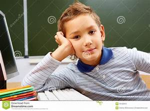 Smart Boy Stock Photography - Image: 16129472