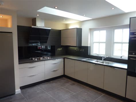 kitchen integrated appliances contemporary kitchen with integrated appliances bespoke home