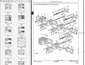John Deere 6120 To 6420  U0026 6120l To 6520l Repair Manual