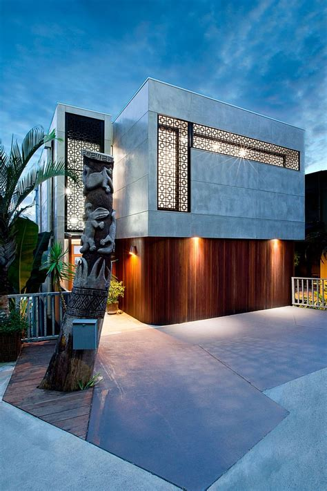 amazing renovation   duplex building caters  chic modern lifestyle