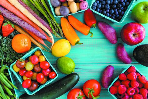 Fruits And Vegetables For Heart Health More Is Better