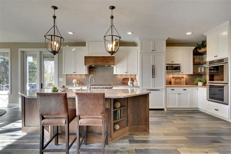 country kitchen flooring 26 gorgeous white country kitchens pictures designing idea 2798