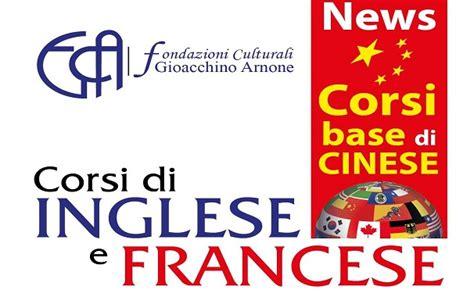 Test D Ingresso Francese by Fondazione G Arnone Scadenza Preiscrizioni Corsi Di