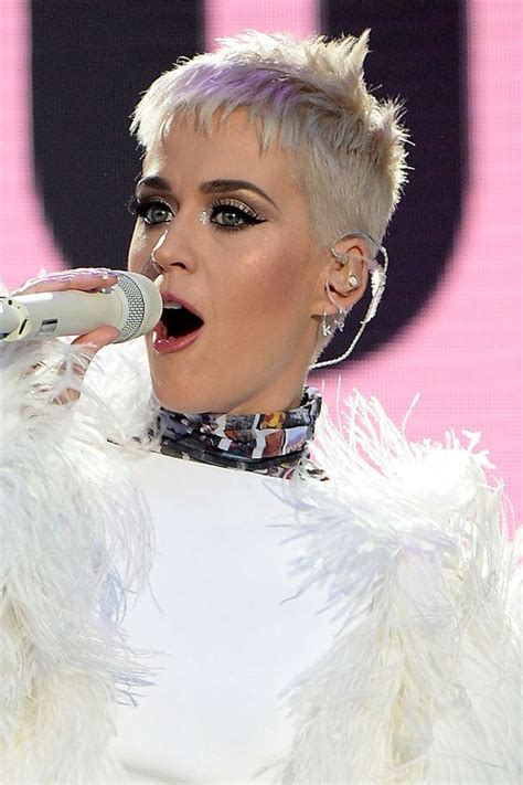 Katy Perry Reveals The Real Reason She Cut Her Hair