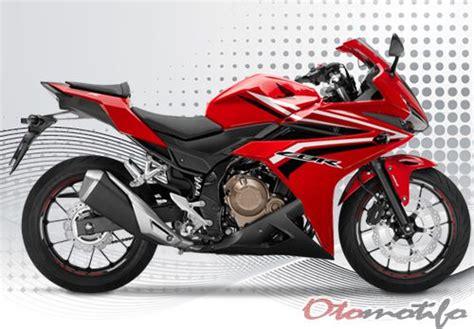 Gambar Motor Honda Cbr500r by 10 Motor Sport Honda Murah Terbaru 2019 Otomotifo