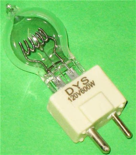 dys 600w opaque overhead projector l bulb